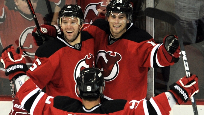Henrique's Goal Gives Devils 3-1 Win Over Penguins