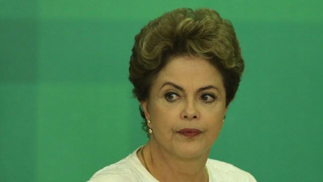 Brazil's Rousseff Faces Impeachment Effort Amid Economic Woes