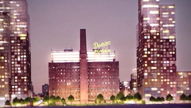 How Sweet it Is: Boro Prez Signs Off on Domino Sugar Development
