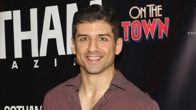 "Tony Yazbeck to Replace Matthew Morrison in ""Finding Neverland"""