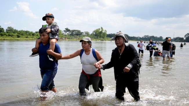 'We Are Not Killers': Migrant Caravan Responds to Trump