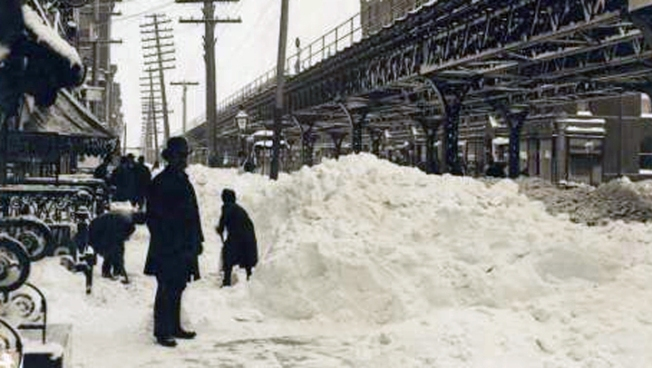 "The Blizzard of 1888: ""The Great White Hurricane"" That Paralyzed New York"
