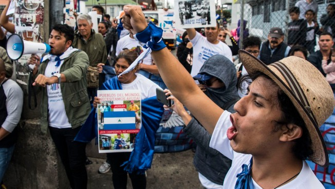 Nicaragua's Ortega Pushes Ahead With Crackdowns on Dissent