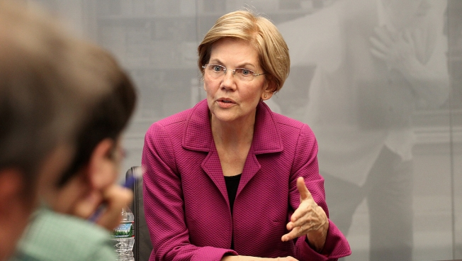 Warren Took DNA Test to Help Rebuild 'Trust in Government'