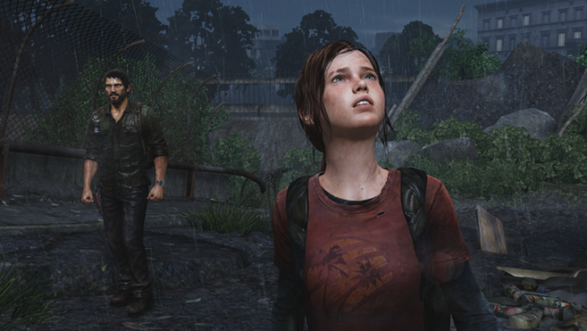"""The Last Of Us"" a New First for Naughty Dog"