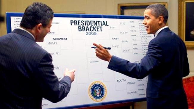 Interpreting the Presidential Barack-et