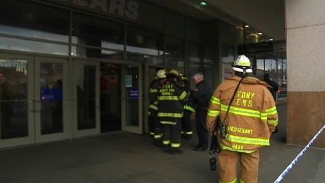 12 Fires Set in 2 Queens Malls, Suspect Arrested