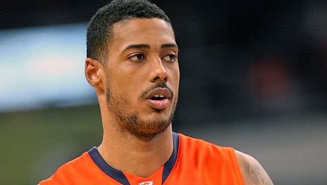 Syracuse Center Fab Melo Ruled Ineligible for NCAA Tourney