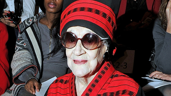 Nightclub Legend, 95, Collapses Dead in Fashion Week Front Row