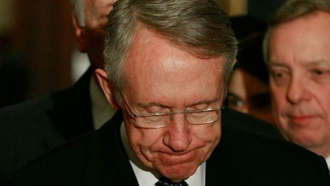 Harry Reid - The Cave Man