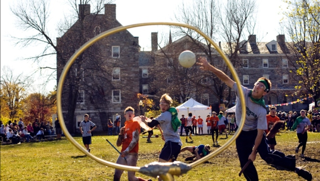 Counter Intelligence: Quidditch for the College Crowd