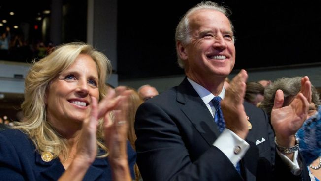 Biden's Wife Dishes: Hubby Picked VP Over Sec. of State
