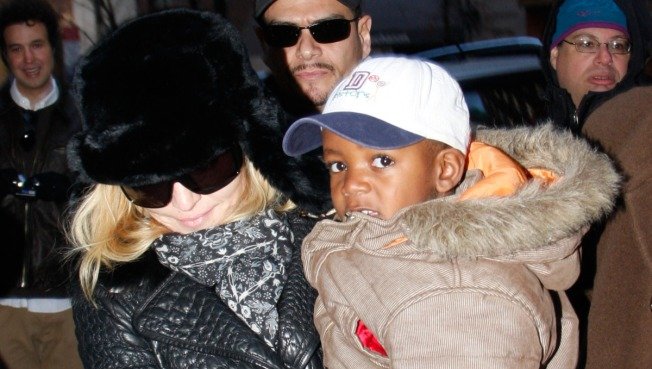 Oh, Baby! Madge Seeks Malawian Sibling for Adopted Son