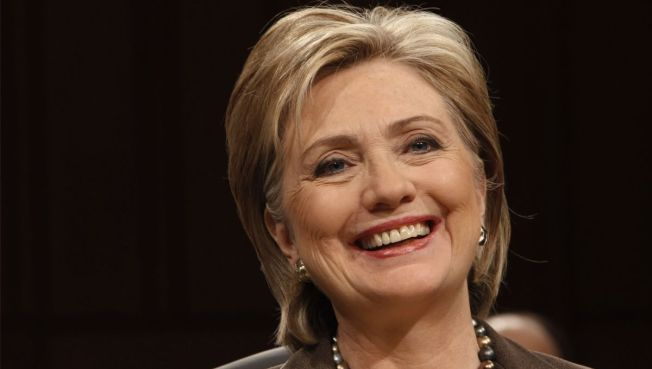 After Committee OK, Hillary Says Goodbye to Senate