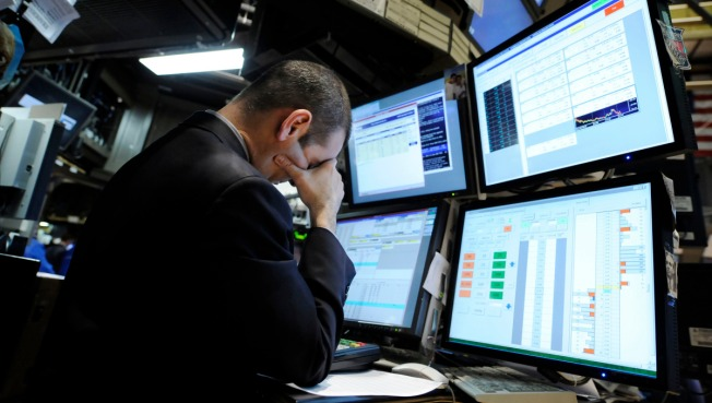 Dow Closes Below 6800; World Markets Follow