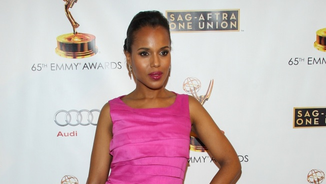 Kerry Washington Tops People's Best Dressed List