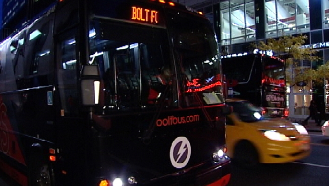 NYC Businesses To Bargain Buses: Buzz Off