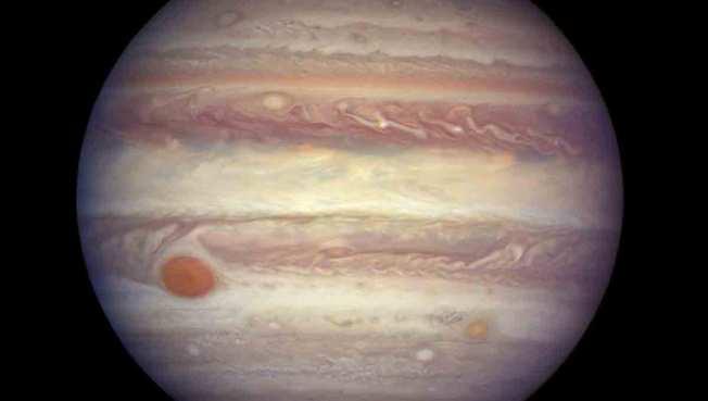 Jupiter's Moon Count Reaches 79, Including Tiny 'Oddball'