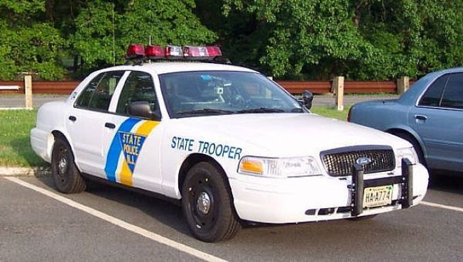 NJ Trooper Says She Was Raped by Male Colleague