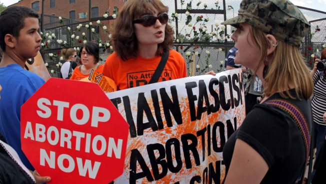 Abortion funding next big showdown?