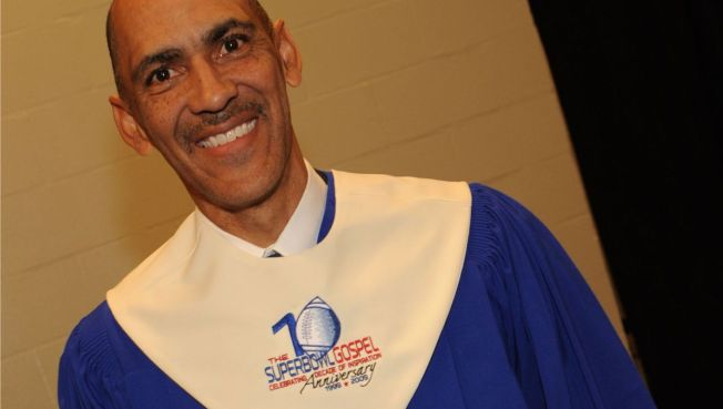 Dungy Doesn't Make Obama's List