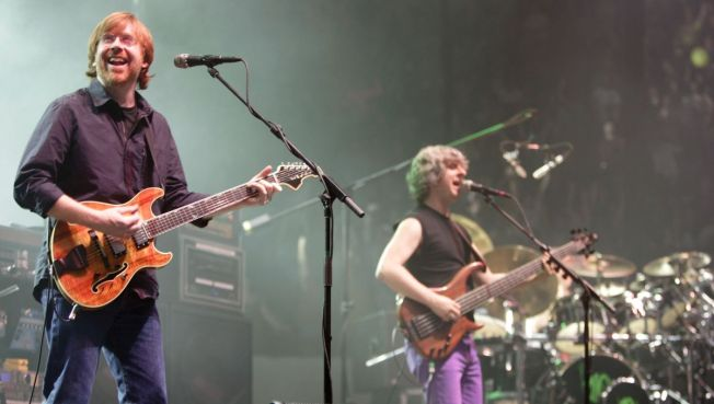 Cops Seize $1.2 Million in Drugs From Phish Fans