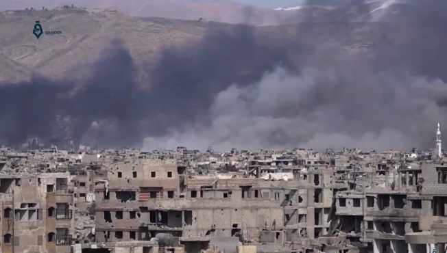 US Forces Ferry Syrian-Kurdish Fighters Behind ISIS Lines