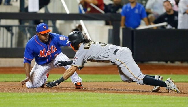 Pirates Need 14 Innings to Beat Mets, 5-3