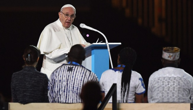 Pope Apologizes for 'Crimes' Against Irish Women, Babies