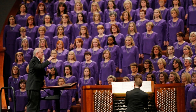 Mormon No More: Tabernacle Choir Renamed in Big Church Shift