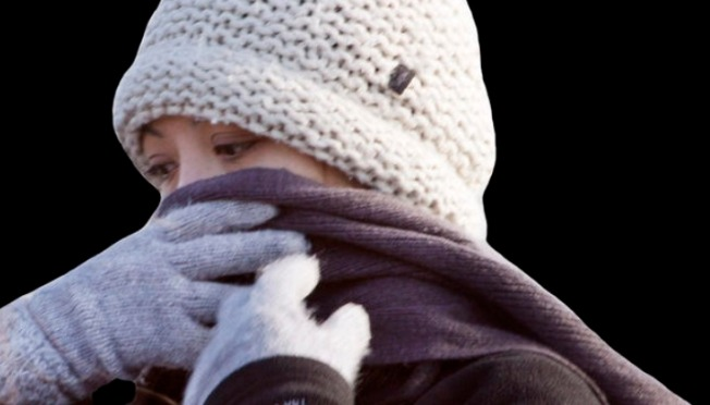 Cold Settles in for Weekend