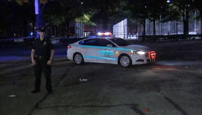 3 Men, 1 Woman Shot at Brooklyn Park