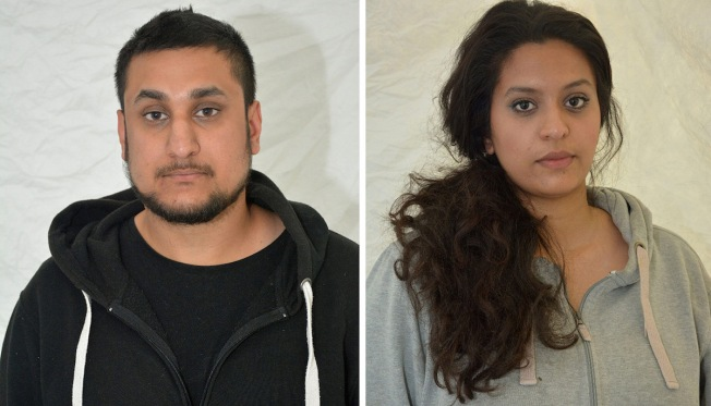 Jihadi Couple Who Plotted London Bomb Attack Jailed For Life