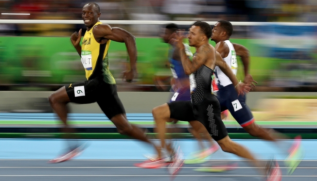 Usain Bolt, World's Fastest Man, Has Reportedly Never Run a Mile