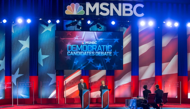 NBC News, MSNBC, Telemundo to Host First Democratic Presidential Primary Debate