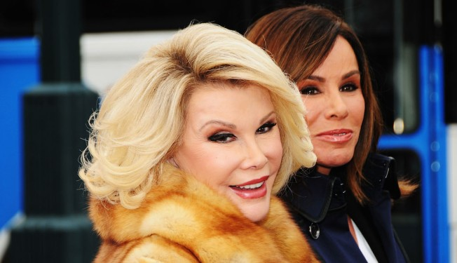 Joan Rivers' Will Names Daughter Melissa Executor, Leaves Money to Charities