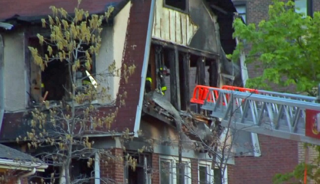 7 Injured in Bronx Apartment House Fire: FDNY
