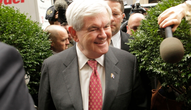 "Gingrich Takes ""Newt York"" by Storm"