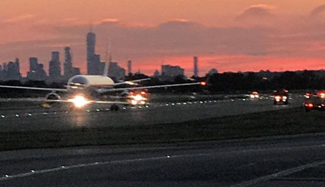 Plane With Mechanical Problems Lands at JFK; No Injuries Reported
