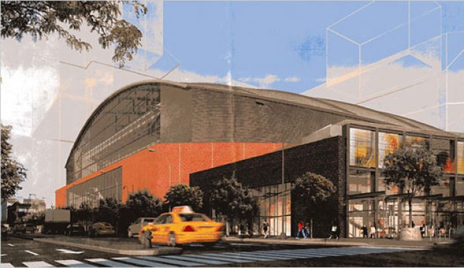 New Nets Arena Renderings Make Critic No Less Angry