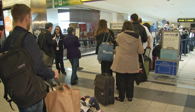 Port Authority Officials Blast TSA for Long Screening Lines at Area Airports