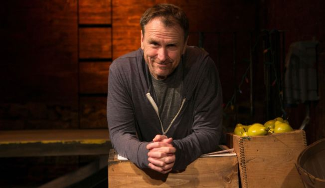 "Colin Quinn Crackles in P.C.-Bashing ""New York Story"""