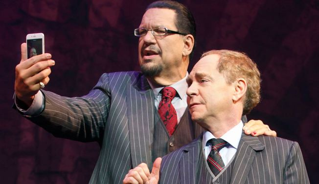 Con Artists with Good Intentions, Penn & Teller Let Us In on the Joke