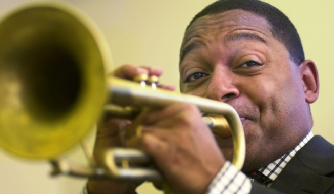Japan Benefit: Wynton Marsalis at EN Japanese Brasserie