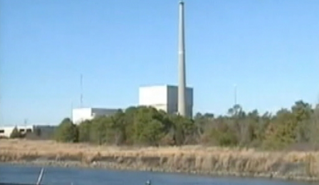 Oyster Creek Nuclear Plant in NJ on Alert
