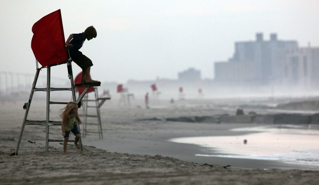 Crime Surges in the Rockaways