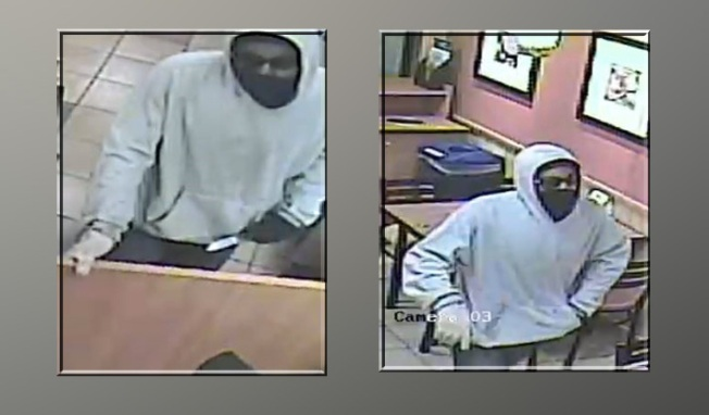 Knife-Wielding Bandit Strikes Again, Robs Queens Fast-Food Joint: Cops