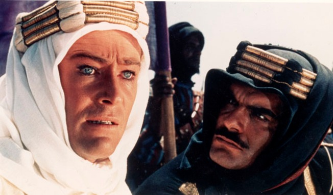 "Restored ""Lawrence of Arabia"" Makes an Epic Debut on Blu-Ray"