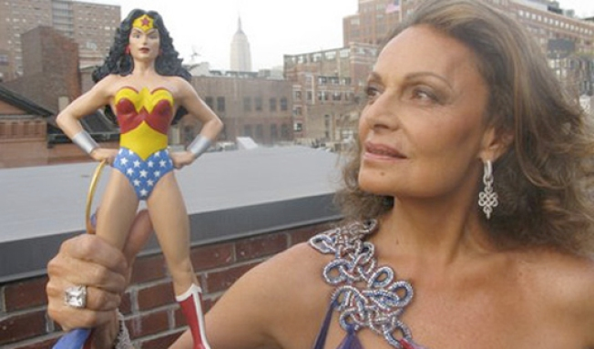 Diane von Furstenberg: Designer, Comic Book Author