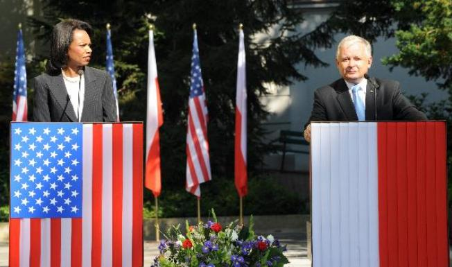 Poland and US Agree to Missile Deal in Wake of Georgian Conflict